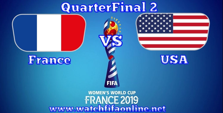 France VS USA Live stream FIFA Womens World Cup