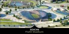 Sochi 2018 FIFA host city