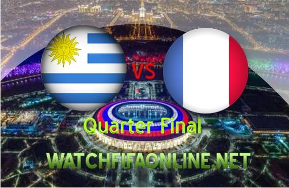 uruguay-vs-france-quarter-final-fifa-live-stream