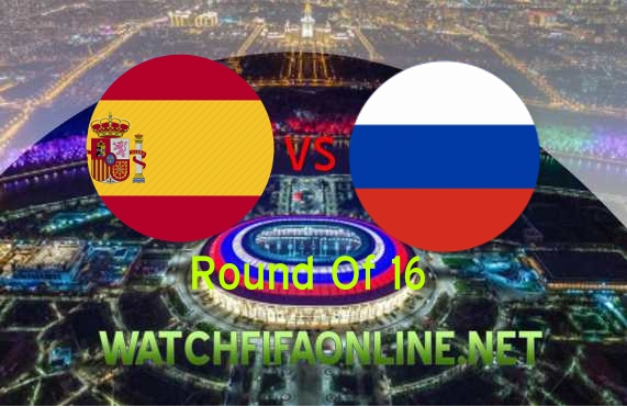 Watch Spain vs Russia FIFA Stream Live