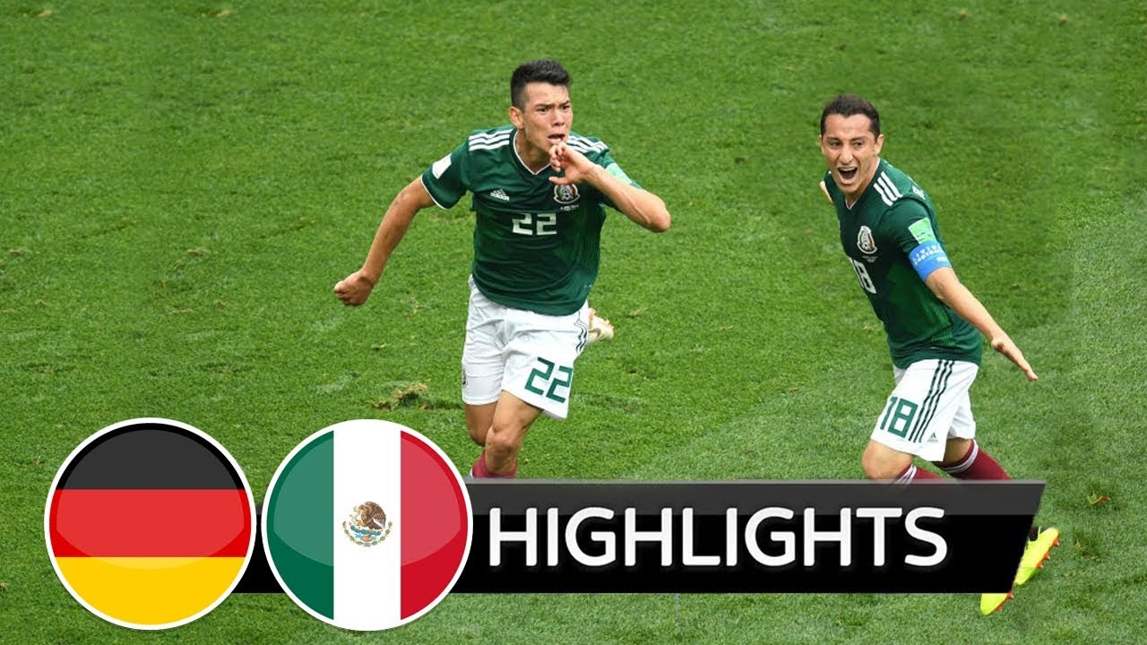 Germany vs Mexico MATCH-11HIGHLIGHTS 17-JUNE-2018