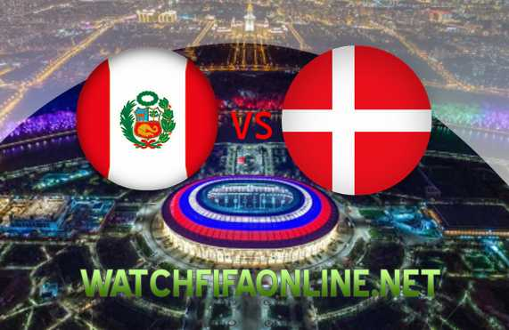 Peru vs Denmark Fifa WC Stream Live