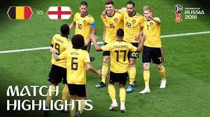 BELGIUM VS ENGLAND MATCH 63-HIGHLIGHTS-14-JULY-2018