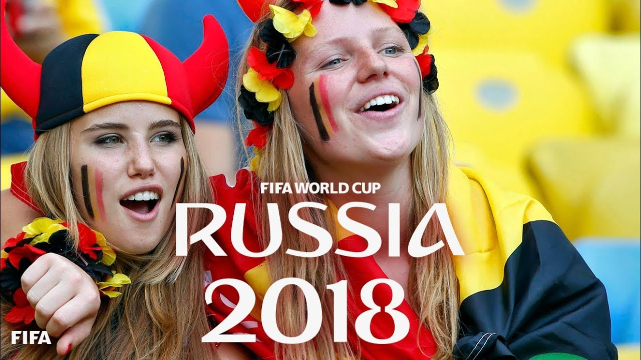 Russian 2018 FIFA WC Ceremony