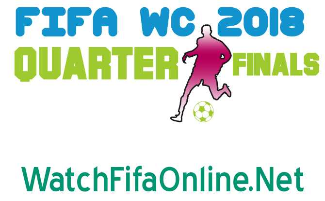 2018 FIFA WC Quarterfinals Live Streaming