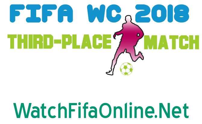 2018 FIFA World Cup Third Place Match Live