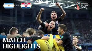 Argentina vs Croatia MATCH-23 HIGHLIGHTS 21-JUNE-2018