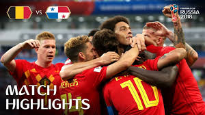 Belgium v Panama MATCH-13 HIGHLIGHTS 18-JUNE-2018