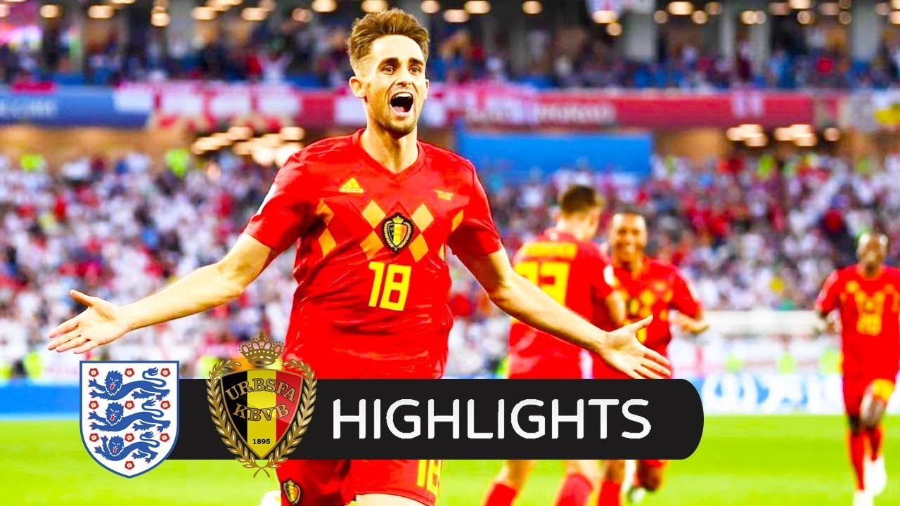 England v Belgium MATCH-45 HIGHLIGHTS 28-JUNE-2018