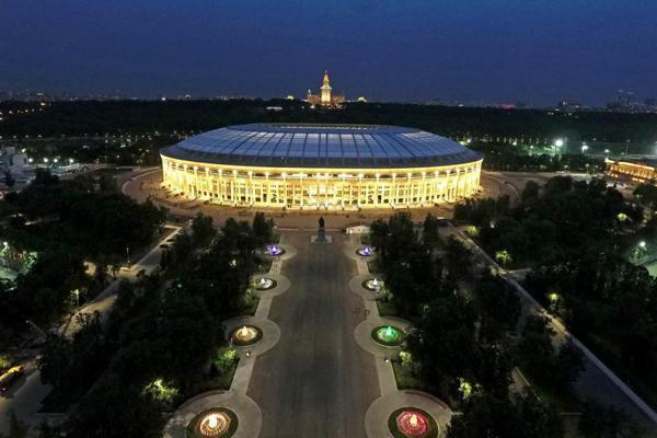 FIFA Opening Ceremony 2018