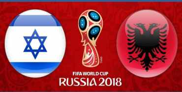 FIFA WC Israel VS Albania Live