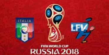FIFA WC Italy VS Liechtenstein Live