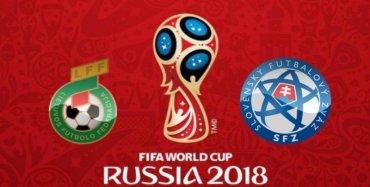 FIFA WC Lithuania VS Slovakia Live