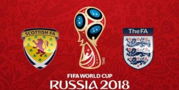 FIFA WC Scotland VS English Live
