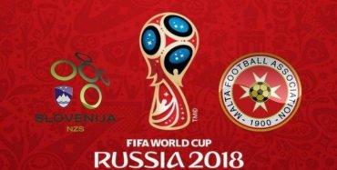 FIFA WC Slovenia VS Malta Live