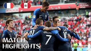 France vs Peru MATCH-22 HIGHLIGHTS 21-JUNE-2018