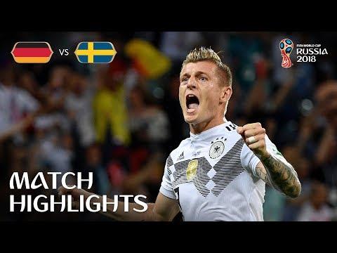 Germany Vs Sweden MATCH-29 HIGHLIGHTS 23-JUNE-2018