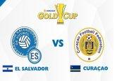 Gold Cup Curacao VS El Salvador Live