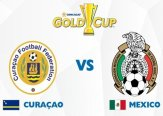 Gold Cup Mexico VS Curacao Live
