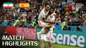 IR Iran v Spain MATCH-20 HIGHLIGHTS 20-JUNE-2018