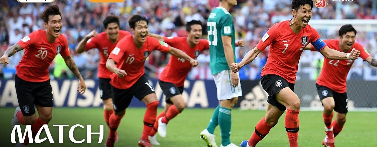 Korea Republic v Germany Rica MATCH-43 HIGHLIGHTS 27-JUNE-2018