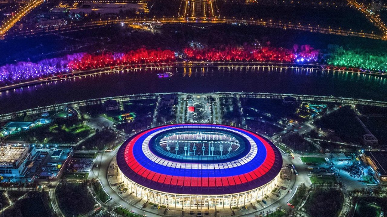 Moscow Hosting FIFA World Cup 2018