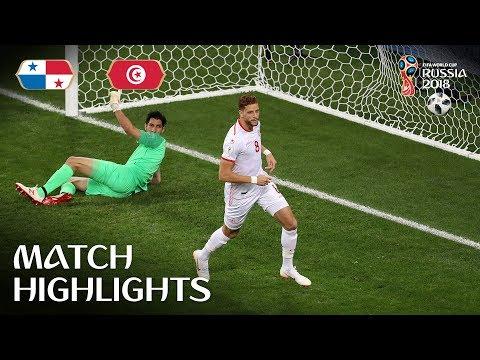 Panama v Tunisia MATCH-46 HIGHLIGHTS 28-JUNE-2018