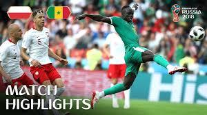 Poland v Senegal MATCH-16 HIGHLIGHTS 19-JUNE-2018