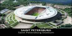 Saint Petersburg 2018 FIFA host city