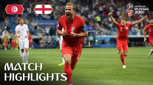 Tunisia v England MATCH-14 HIGHLIGHTS 18-JUNE-2018