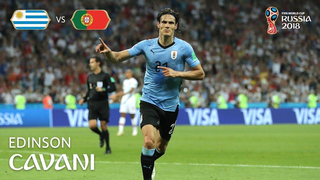 Uruguay v Portugal MATCH-49 HIGHLIGHTS 30-JUNE-2018