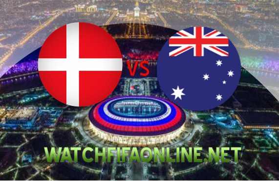 Watch Denmark vs Australia FIFA Live