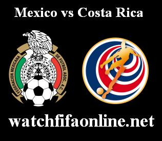Mexico vs Costa Rica